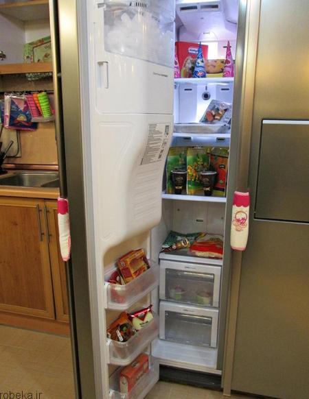 یخچال عروس 3 تزیینات جدید یخچال عروس