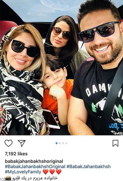 1 1 عکس بازیگران ایرانی در شبکه های اجتماعی (4)