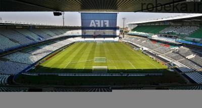 1 عكسهایی از استادیوم های جام جهانی 2010