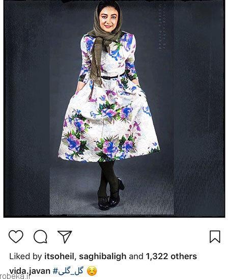 16 عکس بازیگران ایرانی در شبکه های اجتماعی (4)