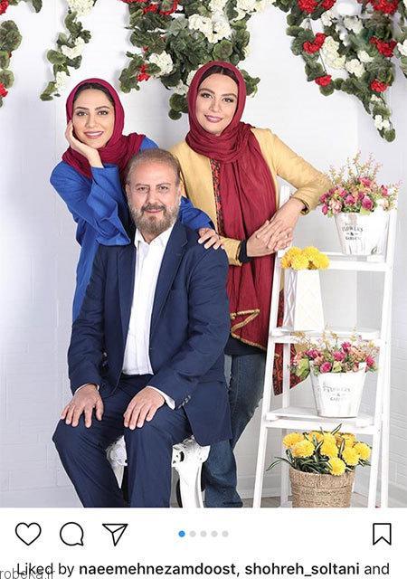 18 عکس بازیگران ایرانی در شبکه های اجتماعی (4)