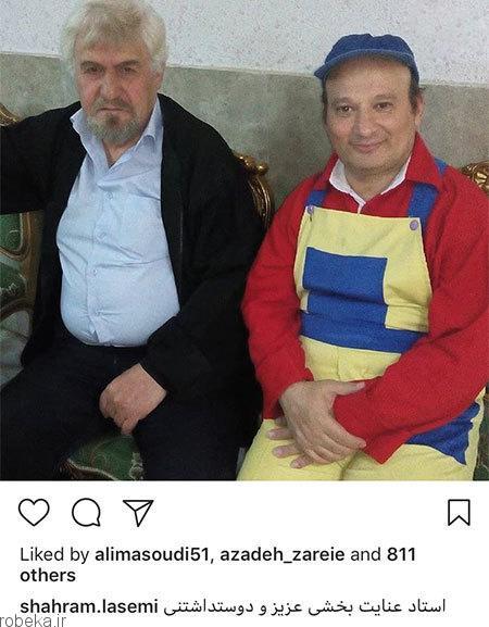 23 عکس بازیگران ایرانی در شبکه های اجتماعی (4)
