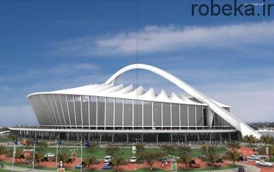 3 عكسهایی از استادیوم های جام جهانی 2010