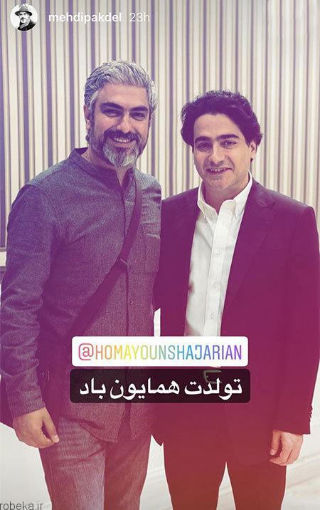 34 عکس بازیگران ایرانی در شبکه های اجتماعی (4)