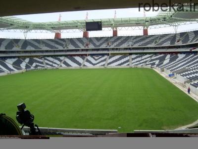 6 عكسهایی از استادیوم های جام جهانی 2010