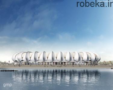 7 عكسهایی از استادیوم های جام جهانی 2010