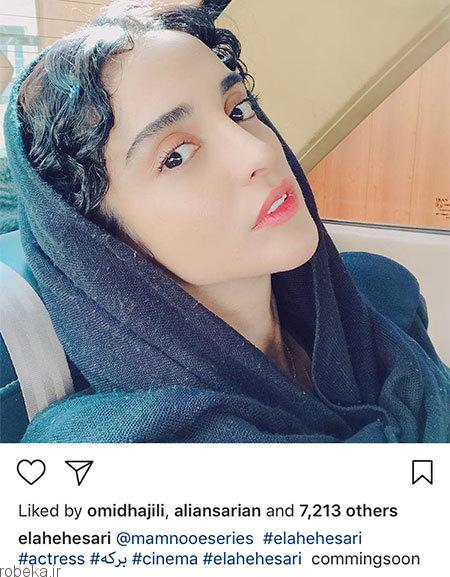 8 عکس بازیگران ایرانی در شبکه های اجتماعی (4)
