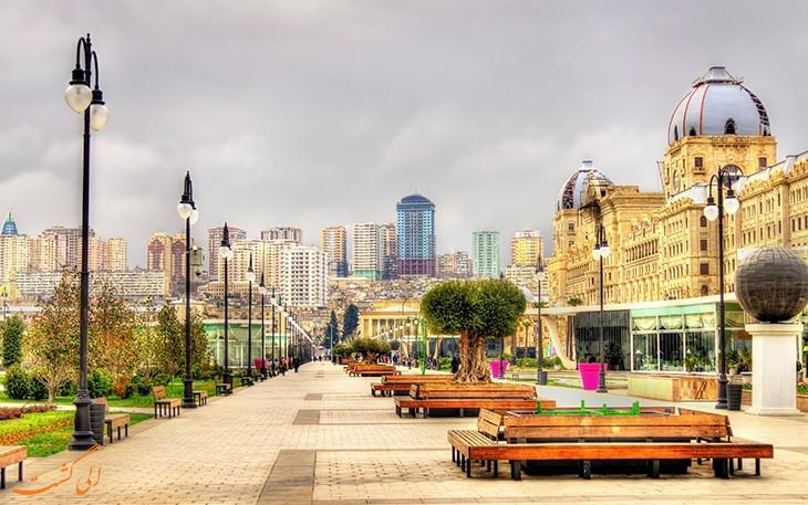 23 3 با لوکس ترین هتل های باکو از هتل فور سیزن تا هتل ماریوت آشنا شوید