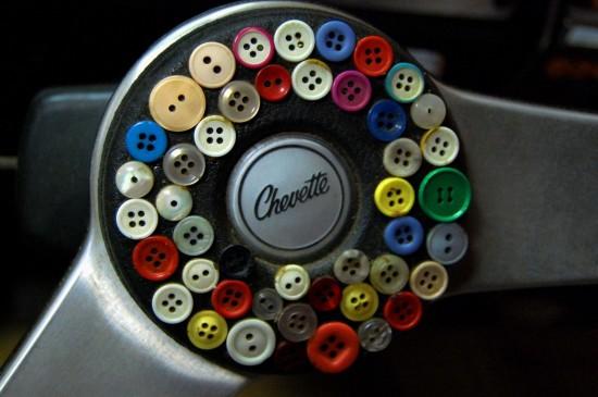 25 عکس های بسیار جالب از زندگی مرد دکمه ای
