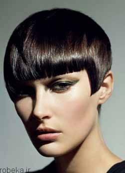 34 عکسهای آلبوم مدل کوتاهی مو در رنگ های متنوع