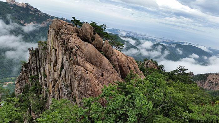 5b2678a596f25 south korea nature photos 7 عکس هایی از طبیعت زیبا و مکان های دیدنی کره جنوبی