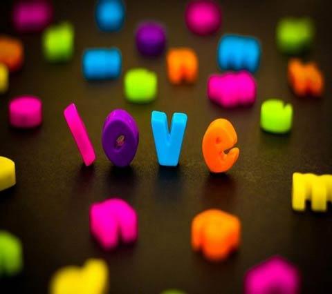 64 1 عکس های جدید فانتزی LOVE و قلب