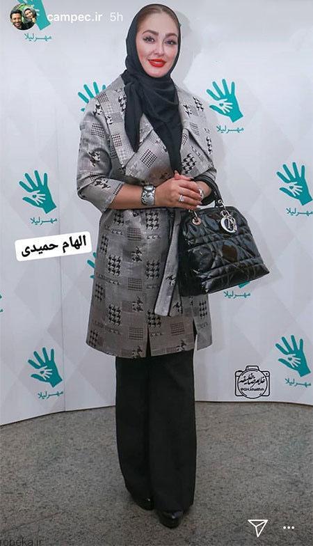 97 03 07ba284 عکس بازیگران ایرانی در شبکه های اجتماعی (6)