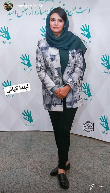 97 03 07ba286 عکس بازیگران ایرانی در شبکه های اجتماعی (6)