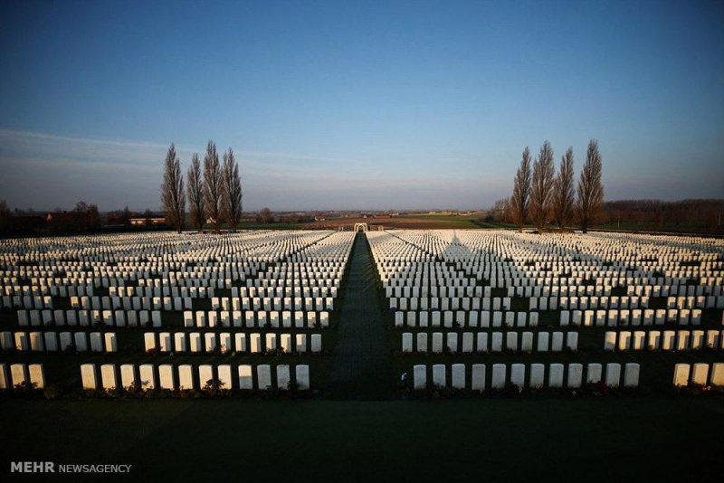 97 03 20enew543 800x534 آثار بر جای مانده از جنگ جهانی اول (+تصاویر)