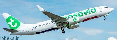 97 03 20enew559 بوی بد یک مسافر باعث فرود اضطراری هواپیما شد