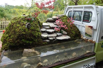 97 03 20enew792 طراحی باغ پشت کامیونهای ژاپنی (+تصاویر)
