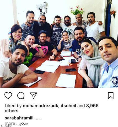 97 03 m201 عکس بازیگران ایرانی در شبکههای اجتماعی (6)