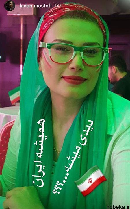 97 03 m424 عکس بازیگران مشهور ایرانی در شبکههای اجتماعی