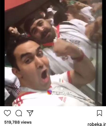 97 03 m427 عکس بازیگران مشهور ایرانی در شبکههای اجتماعی