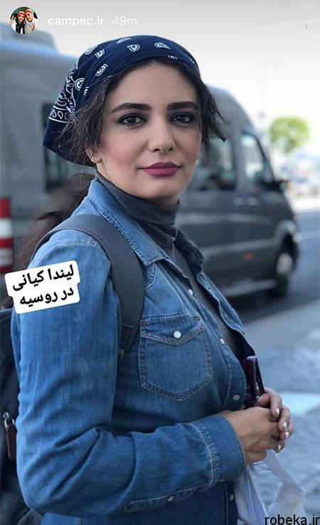97 03 m443 عکس بازیگران مشهور ایرانی در شبکههای اجتماعی