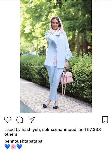 97 04 m320 ناب ترین عکس بازیگران ایرانی در شبکه های اجتماعی