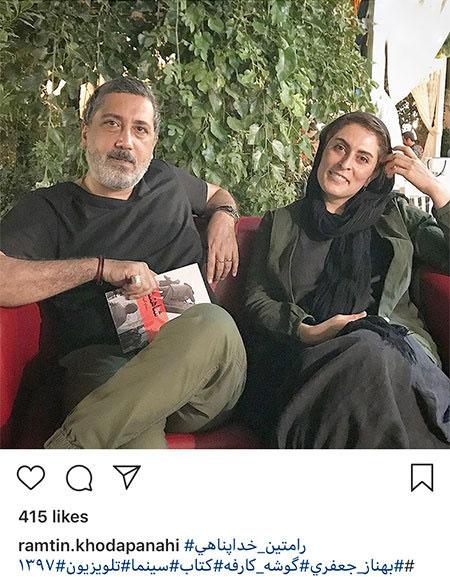 97 04 m325 ناب ترین عکس بازیگران ایرانی در شبکه های اجتماعی