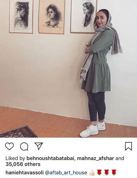 97 04 m326 ناب ترین عکس بازیگران ایرانی در شبکه های اجتماعی