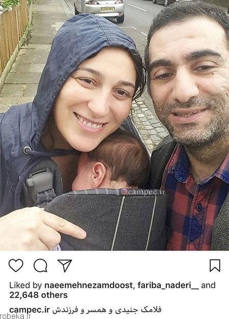 9703 52t1850 عکس بازیگران ایرانی در شبکههای اجتماعی (7)