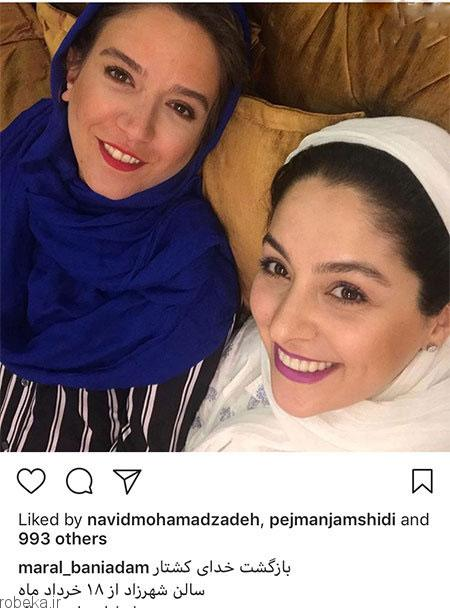 9703 52t1871 عکس بازیگران ایرانی در شبکههای اجتماعی (7)
