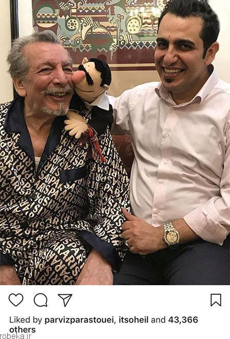 9703 52t1875 عکس بازیگران ایرانی در شبکههای اجتماعی (7)
