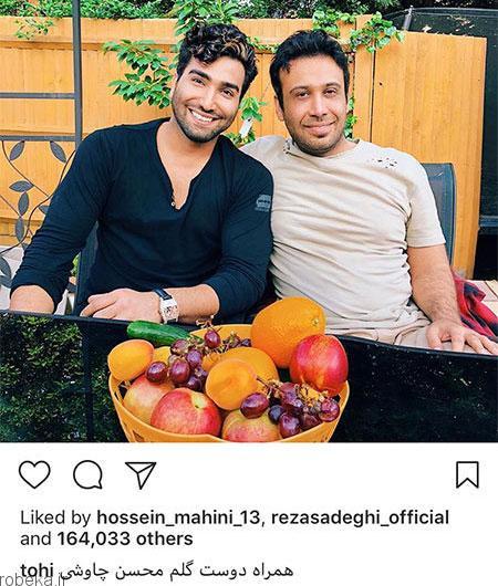9703 52t813 عکس بازیگران ایرانی در شبکه های اجتماعی (5)