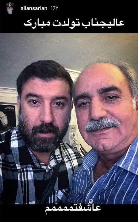 9704 53t313 عکس بازیگران ایرانی در شبکههای اجتماعی (9)