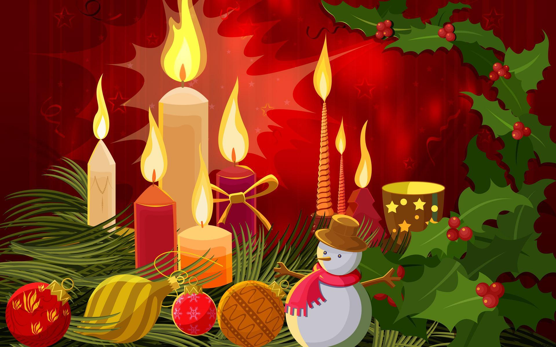 دانلود والپیپر کریسمس با کیفیت اچ دی