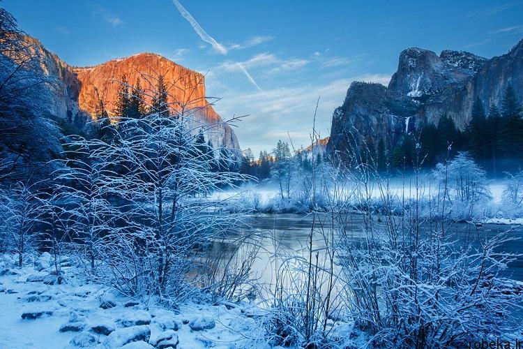 National Park 13 20 عکس دیدنی از پارک های ملی با زمین های رنگین کمانی در ایالات متحده آمریکا