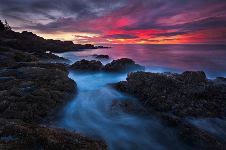 National Park 4 20 عکس دیدنی از پارک های ملی با زمین های رنگین کمانی در ایالات متحده آمریکا