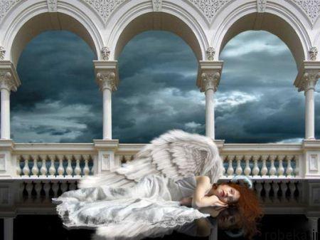 Photo paintings romantic fantasy New romantic5 عکس نقاشی فانتزی عاشقانه و رمانتیک جدید