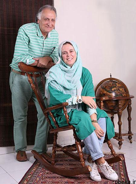 ahmad najafi5 e2 بیوگرافی و تصاویر احمد نجفی + عکس همسر