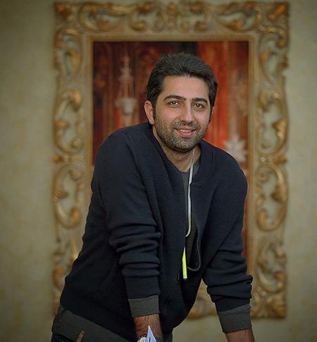 ali sokhangoo 03 بیوگرافی علی سخنگو + عکس های علی سخنگو  و همسرش