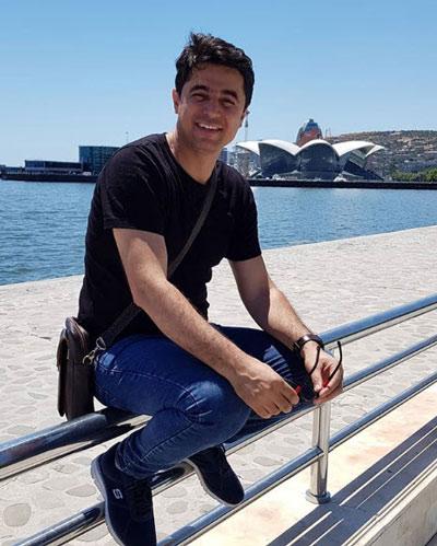 aliparmohar singer1 1 بیوگرافی علی پرمهر ترانه سرا و خواننده