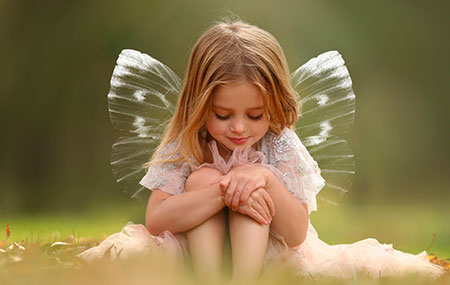 angel 01 داستان كوتاه شمع فرشته