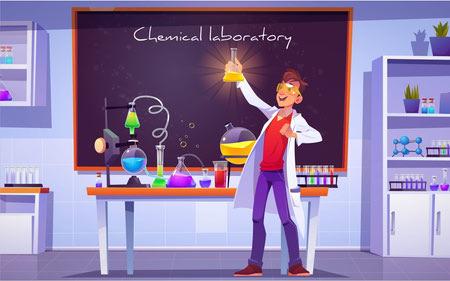 بازار کار رشته شیمی کاربردی, استخدام رشته شیمی کاربردی, گرایشهای رشته شیمی کاربردی
