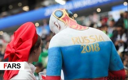 audience opening worldcup97032503 عکس های تماشاگران جام جهانی ۲۰۱۸ روسیه (۱)