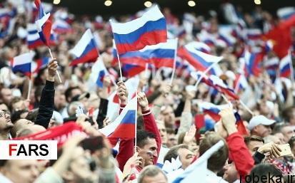 audience opening worldcup97032504 عکس های تماشاگران جام جهانی ۲۰۱۸ روسیه (۱)