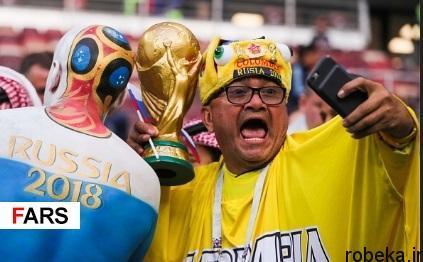 audience opening worldcup97032512 عکس های تماشاگران جام جهانی ۲۰۱۸ روسیه (۱)