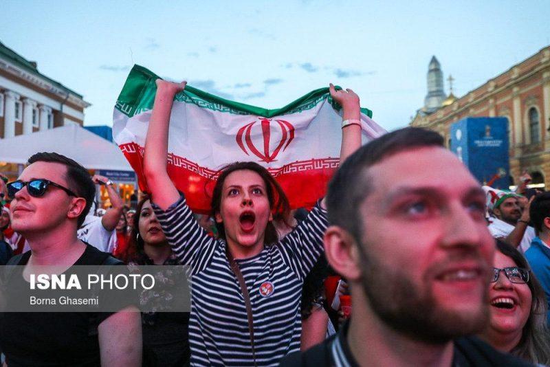 audience world cuprussia97032504 800x534 عکس های تماشاگران جام جهانی ۲۰۱۸ روسیه (۲)