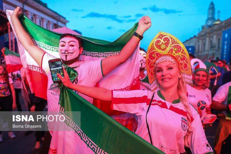 audience world cuprussia97032506 800x534 عکس های تماشاگران جام جهانی ۲۰۱۸ روسیه (۲)