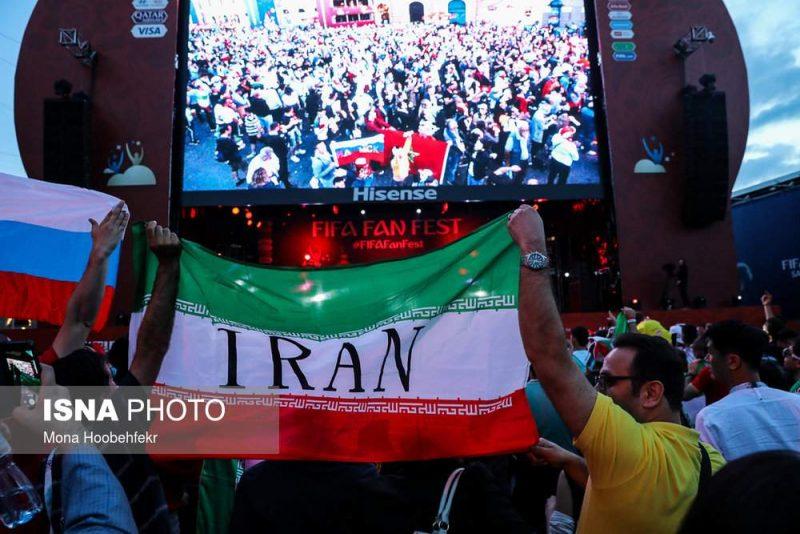 audience world cuprussia97032515 800x534 عکس های تماشاگران جام جهانی ۲۰۱۸ روسیه (۲)