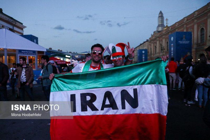 audience world cuprussia97032524 800x534 عکس های تماشاگران جام جهانی ۲۰۱۸ روسیه (۲)