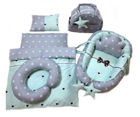 سرویس رختخواب جدید نوزادی,رختخواب نوزاد